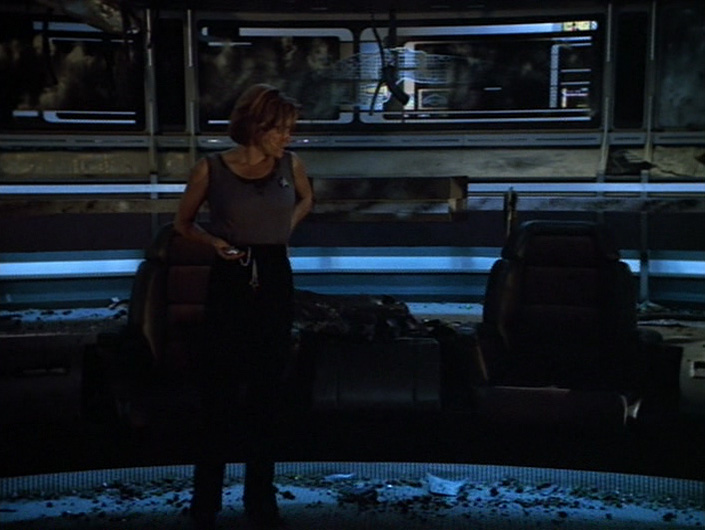 Janeway Voyager Year of Hell